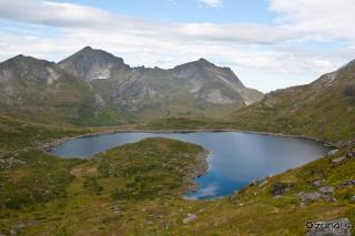 Ledvičje jezero Fegeravatnet
