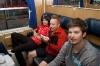 Klapa na vlaku