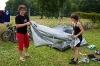 Pospravljanje šotora
