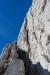 Levo po kaminu Čufar-Fon, v sredini Zajeda Planik
