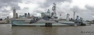 Vojaška ladja