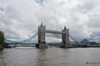 London Tower in olimpijski krogi