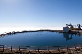 Jezero na Zvohu