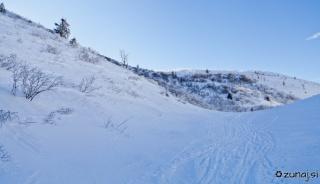 Na vrhu pa manjka snega!