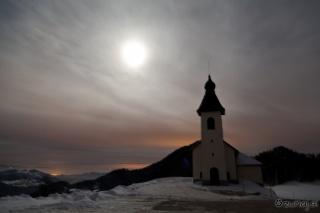 Cerkev v Prtovč-ah