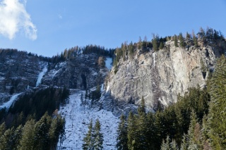 Pogled na slapove