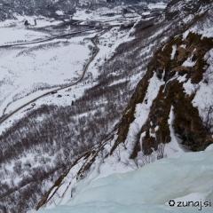 Pogled v dolino iz Vollokula