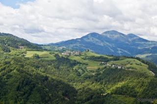 Pogled proti Sv. Tomažu