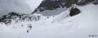 Dolina za Mojstrovko