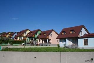 Meni zelo ljubke hiše na koncu Šentilja. Škoda, ker je takoj zraven avtocesta