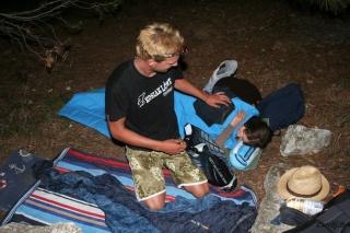 Današnji kamp