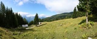 Planina na pol poti