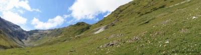 Na koncu ceste je vrh Stelvia