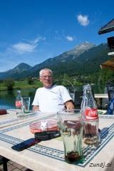 Pijača ob jezeru