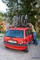 Snemanje koles