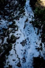 Sneg pod nogami