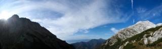 Kalška gora in Grintovec