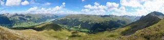 Razgled iz vrha Rinerhorna