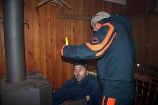 Prižiganje peči