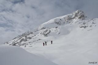 Skupina pod Debelim vrhom