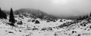 Meglena planina Laz