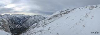 Pogled v Trento