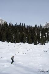 Gaženje po snegu