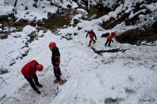 Zamenjava plezalcev