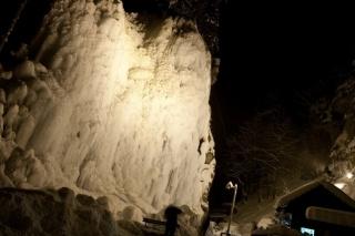 Prvi sektor plezališča Mlačca