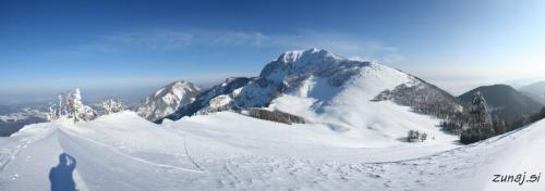 Planina in Kočna