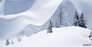 Igra snega
