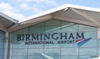 Letališče Birmingham