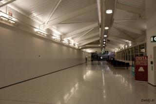 Prazen terminal