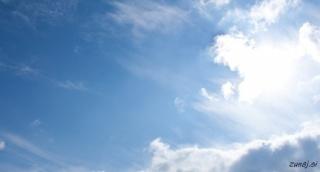 Modro nebo