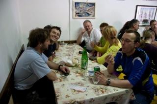 Veselje za mizo