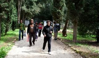 Sprehod skozi park