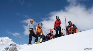 Zmagovalci na vrhu