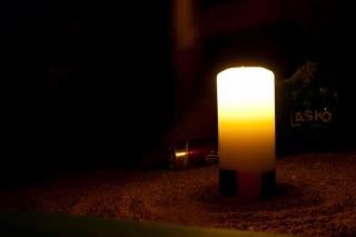 Večer ob svečki