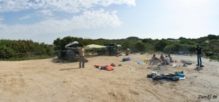 Počivališče ob obali