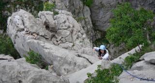 Prhod iz Celjskega stupa
