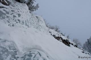Snežna odeja