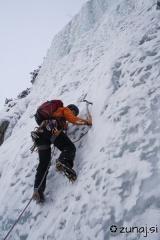 Začetek plezanja
