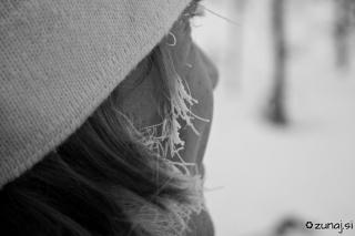 Sibirski mraz se je poznal tudi na laseh
