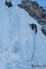 Začeli bolj športno, nadaljevali bolj alpinistično
