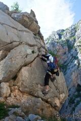 Plezanje navzdol