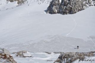 Osamljen planinec