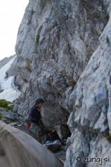 Priprava na plezanje