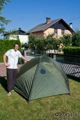 Ob šotoru