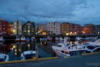 Trondheim marina