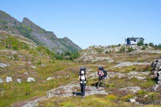 Prečkanje travnika